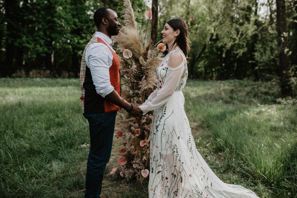 Shooting mariage civile
