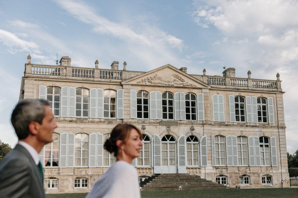 Mariage Chateau de Canon