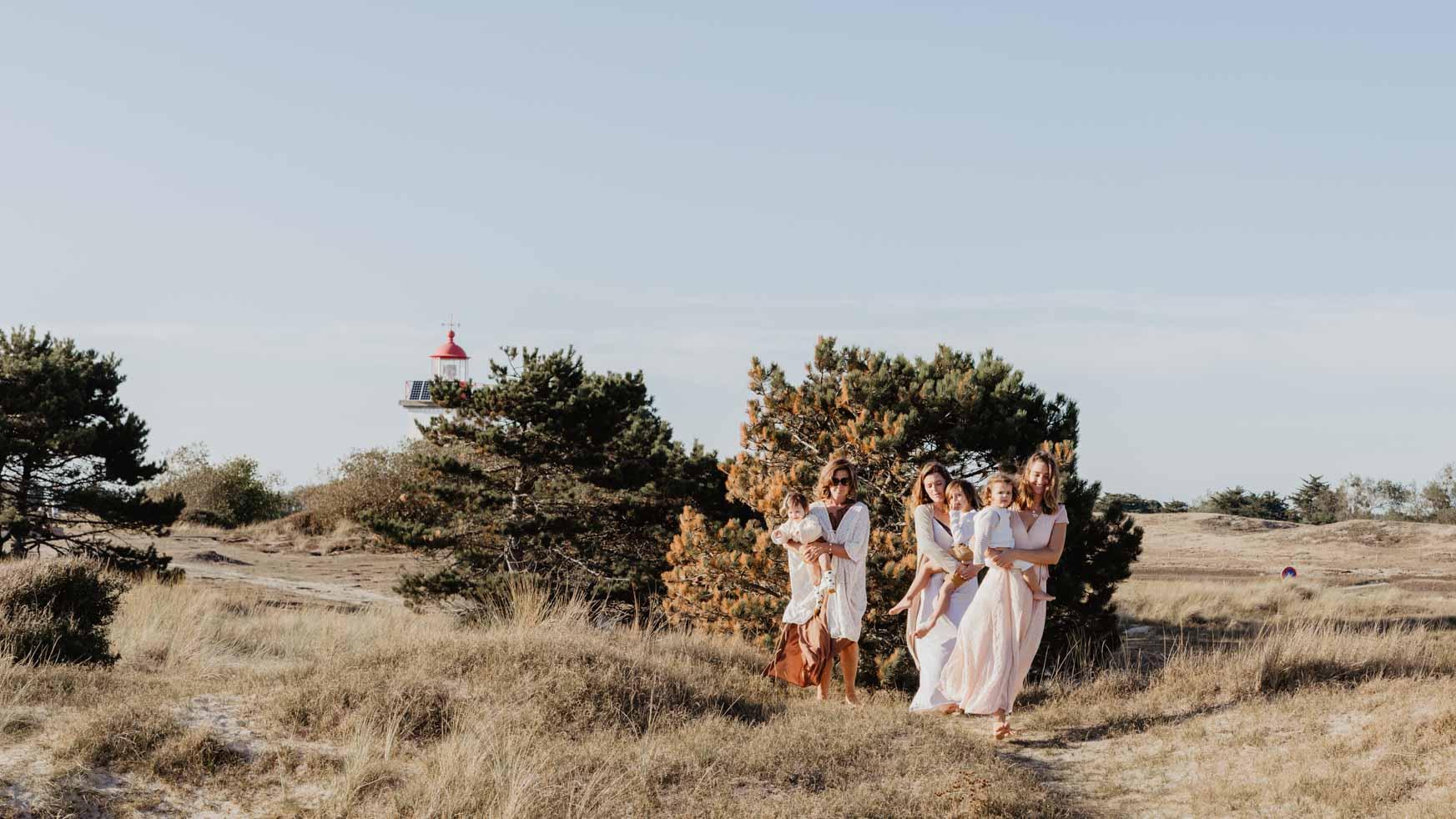 Photographe lifestyle famille normandie